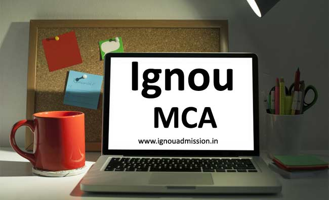 Ignou MCA admission