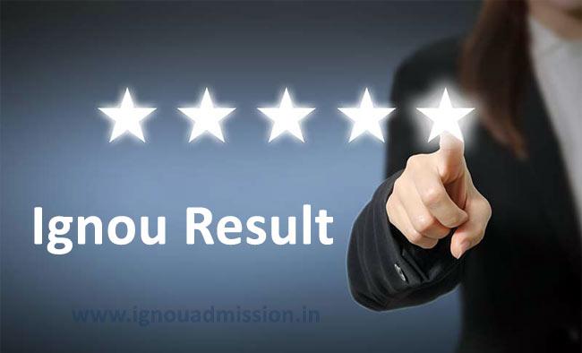 Check Ignou Result Online