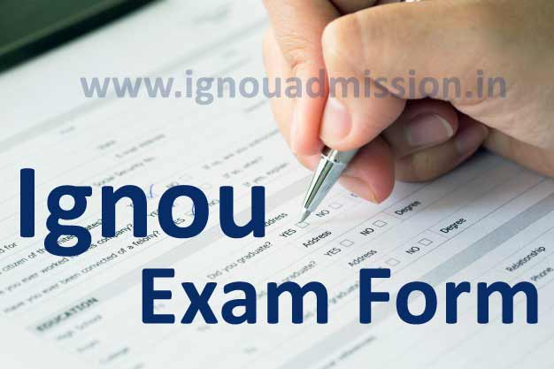 Download Ignou Exam Form